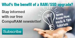 CompuRAM Newsletter