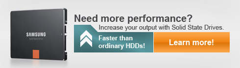 SSD Upgrade f�r mehr Performance