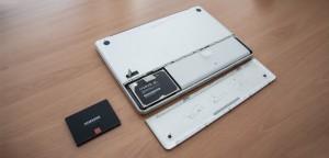 CompuRAM MacBook Pro auf SSD umrüsten