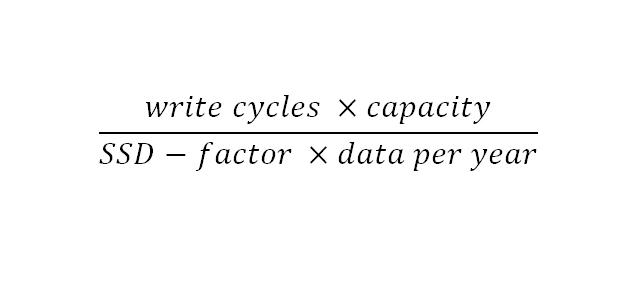 General formula for life span
