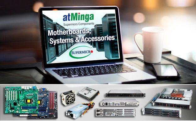 CompuRAM launches atMinga: the new Supermicro online