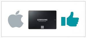 Mac SSD Upgrade